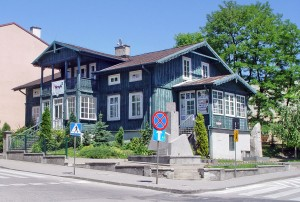 Galeria Zielona, Busko-Zdrój