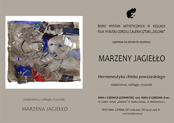Marzena Jagiełło, Zaproszenie