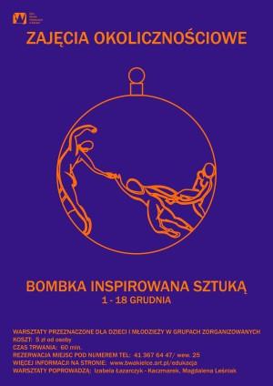 Bombka inspirowana sztuką
