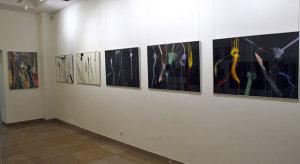 wystawa Andrzej Dudziński BWA Kielce