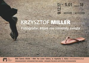 BWA Kielce plakat Krzysztof Miller 8.12