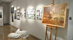 Wernisaż Kapitał sztuki 2017/2018 ekspozycja wspomnienie Ryszarda Gancarza