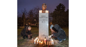 Pomnik Pawła Pierścińskiego