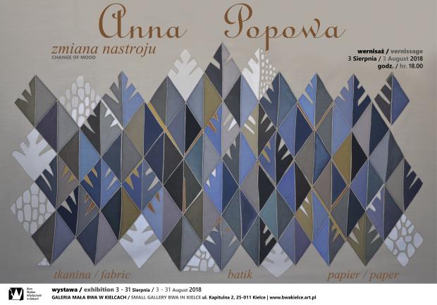 plakat Anna Popowa
