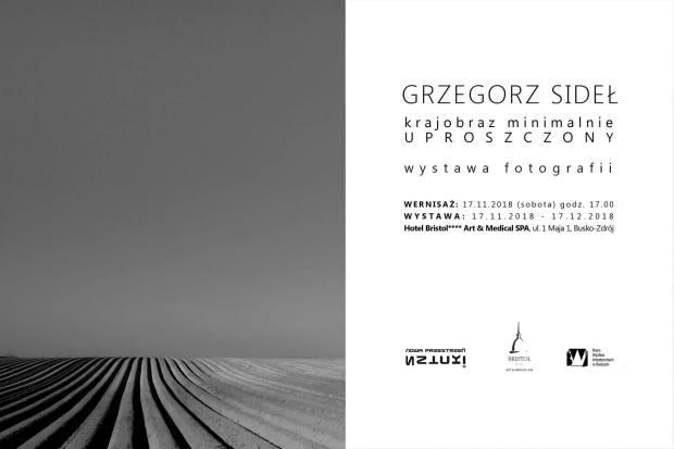 Grzegorz Sideł zaproszenie