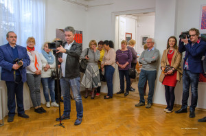 Wystawa ZPAF KAPITAŁ SZTUKI. SUPLEMENT 2018. PAWEŁ PIERŚCIŃSKI - PROMOCJA KSIĄŻKI - FOTOGRAFIA