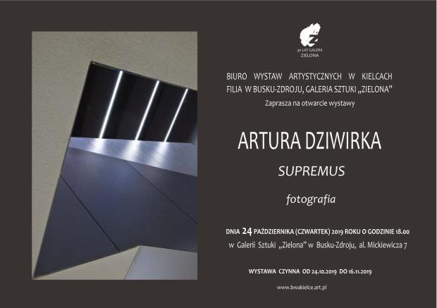 INT ZAPROSZENIE,  Artur Dziwirek