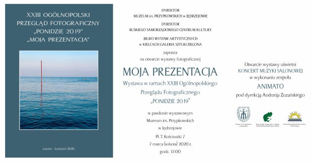 Zaproszenie Ponidzie 2020