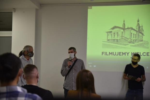 Paweł Pauksztełło mówi oswoim filmie