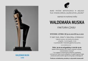 445-2020  Waldemar Musik  30.10.20.r, Zaproszenie