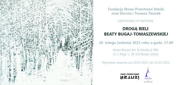zaproszenie internetowe Beata Bugaj-Tomaszewskaj
