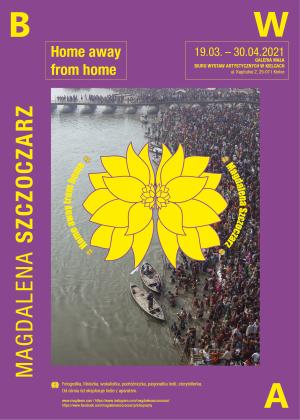 okładka folder Magdalena Szczoczarz