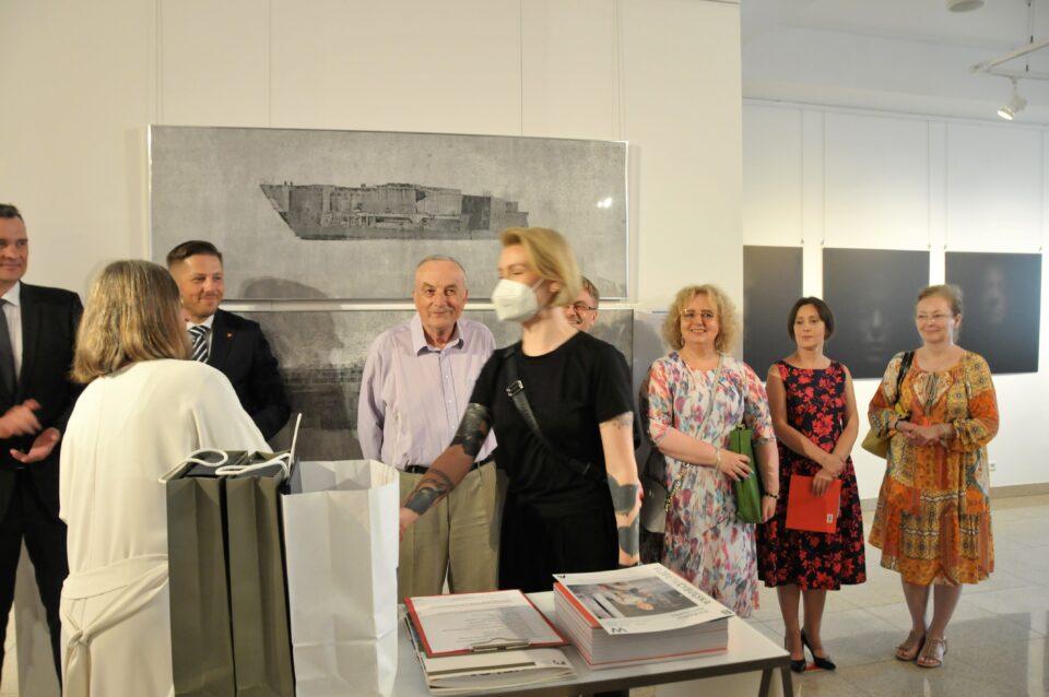 Martyna Jastrzębska otrzymała Nagrodę Wojewody Świętokrzyskiego