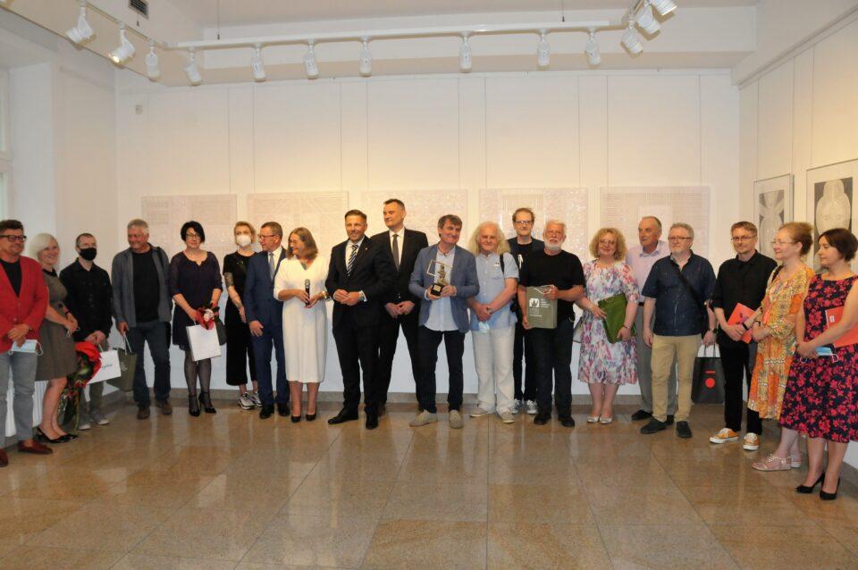 Nagrodzeni imecenasi konkursu Przedwiośnie 44